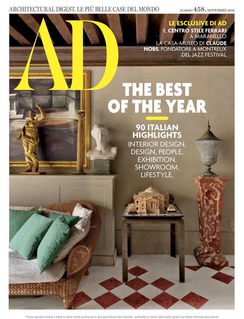 Servizio AD magazine